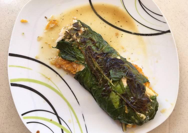 Filet dorade plancha