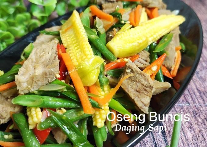 Oseng Buncis Daging Sapi - projectfootsteps.org