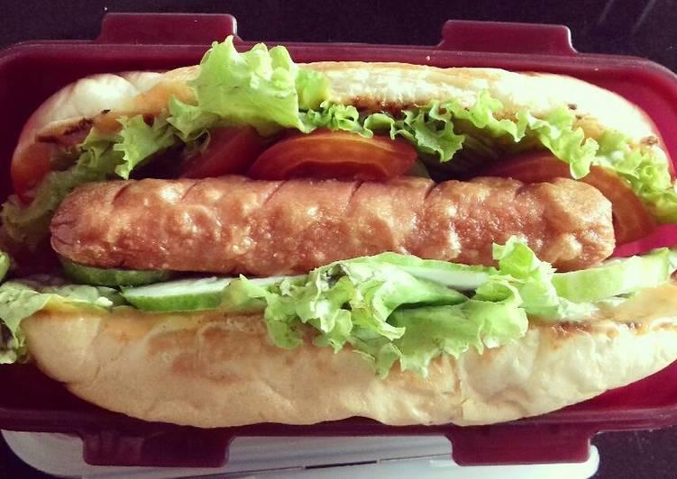 Bekal Hotdog