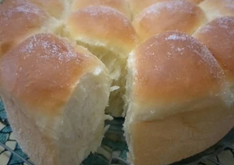 Bun Roti Marjerin Gula