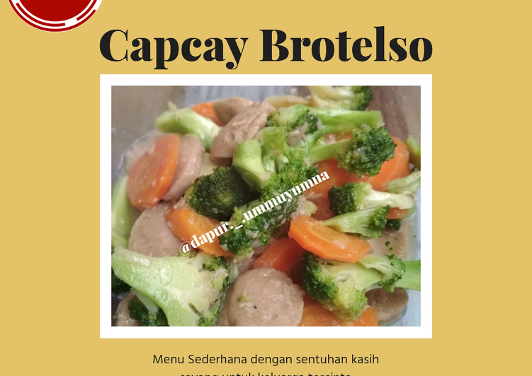 #11. Capcay Brotelso