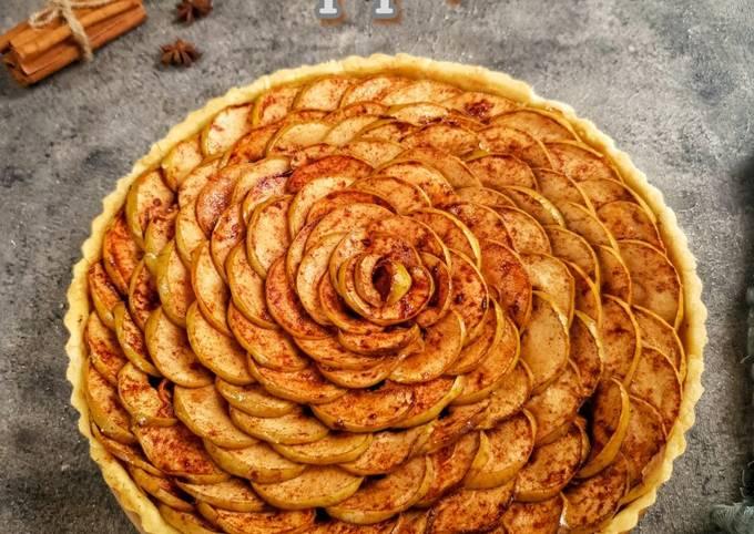 Apple Pie (Topping Rose Apple)