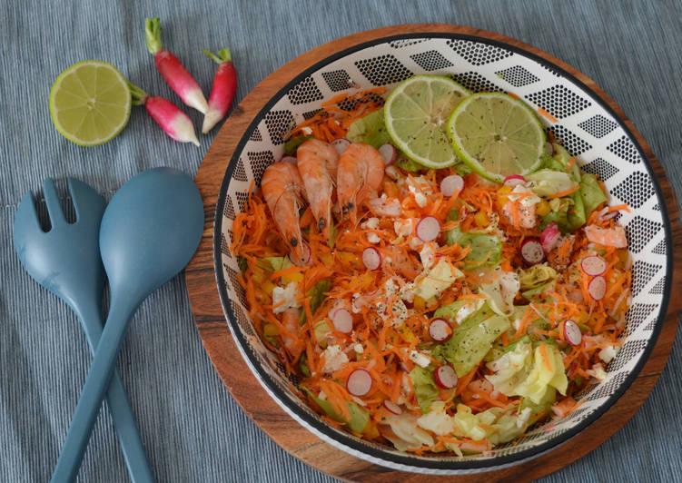 Recette Des Salade Fraîcheur Estivale