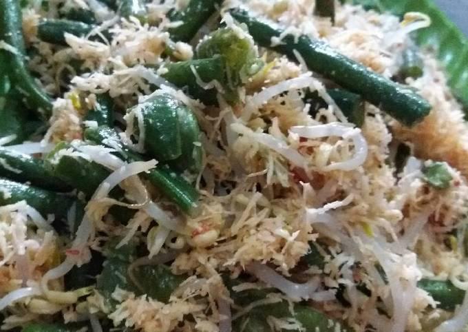 Resep Sambal Kelapa Urap Pedas Manis Gurih Oleh Arum Widya Cookpad