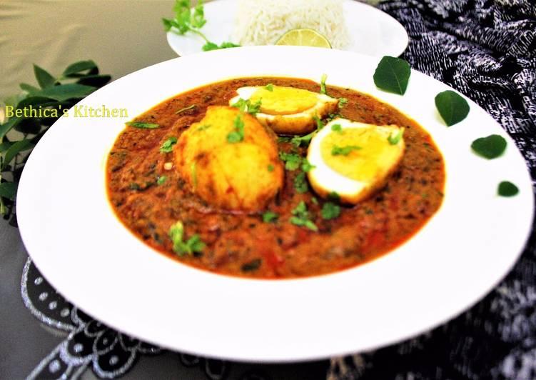 How to Prepare Most Popular Ande Ka Salan