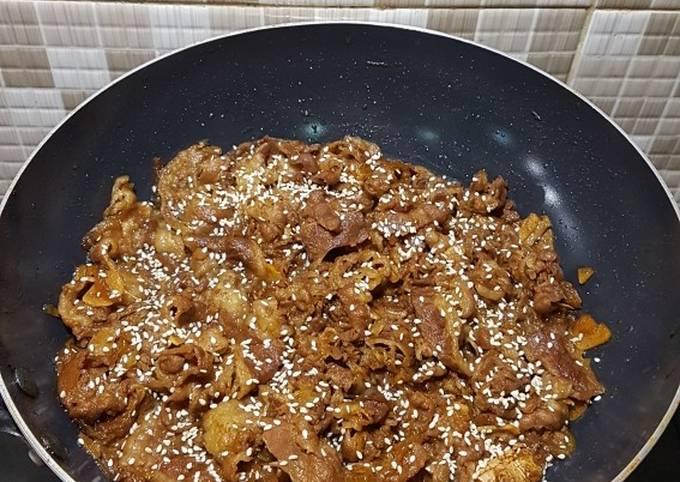 Daging Yoshinoya