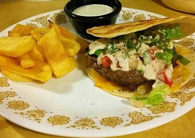 Applebee's Quesadilla Burger Copycat