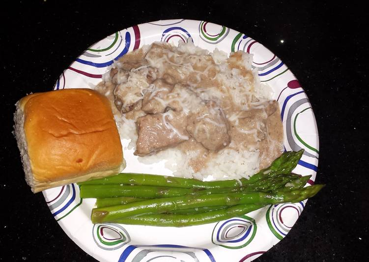 Steps to Prepare Perfect Crock pot beef tips