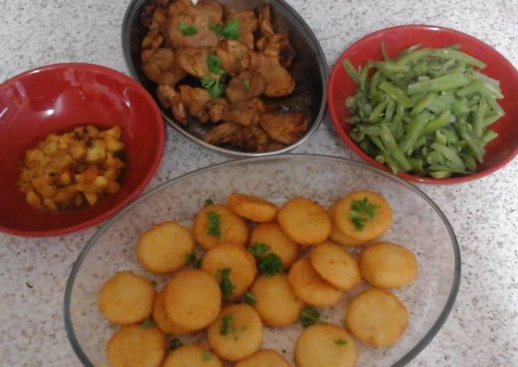 Recipe of Speedy Pork Tenderloin and Apple Chutney 😎