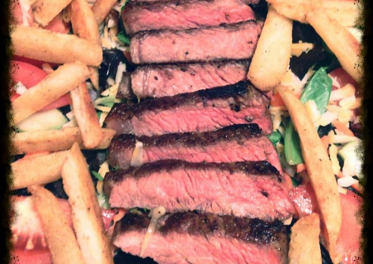Pittsburgh Steak Salad, Help Your To Be Healthy And Strong with The Right Foods