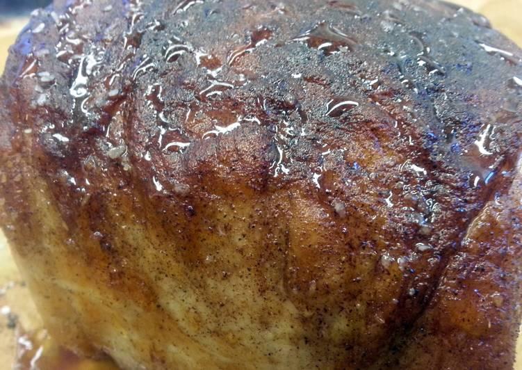 Espresso & Honey Pork Roast
