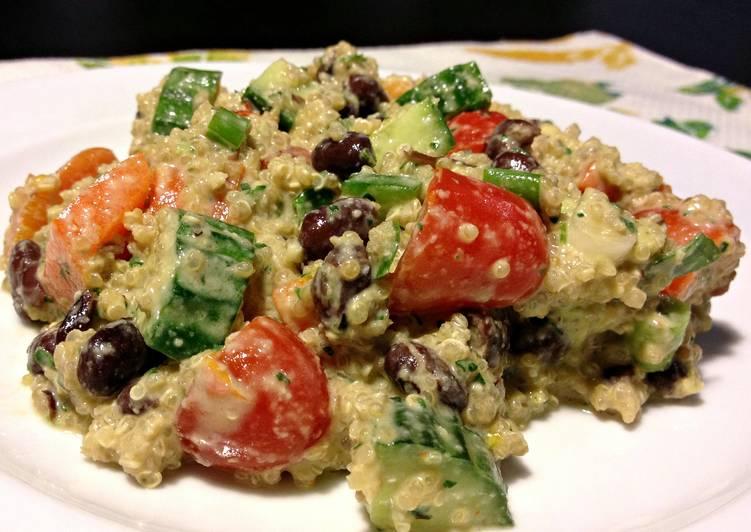 The Ultimate Quinoa Salad