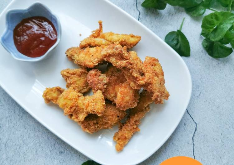 Chicken Nougat Crunchy