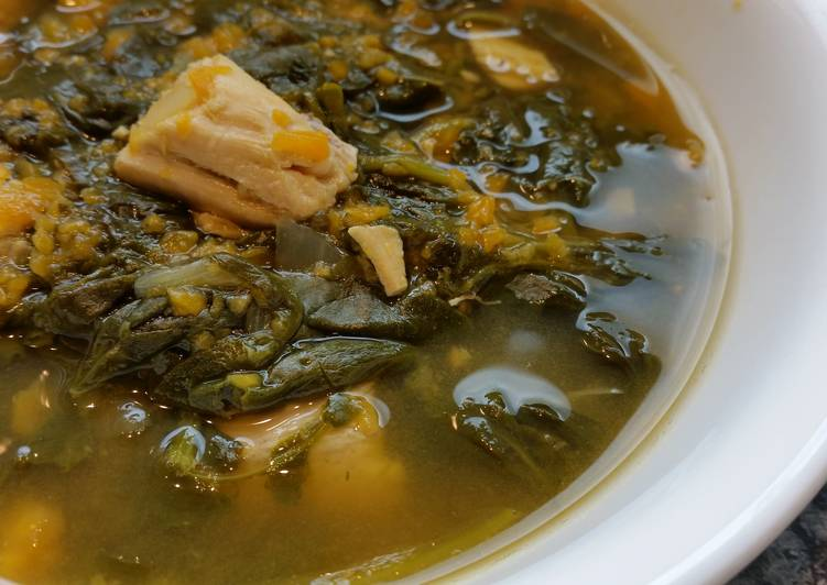 Antioxidant Soup, Finding Nutritious Fast Food