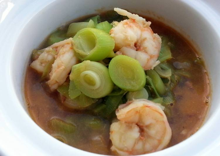 How to Make Perfect Shrimp And Leeks In Chinese Wine