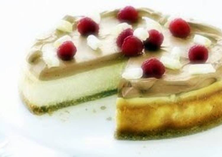 Recipe of Favorite Chocolate Mousse Cheesecake