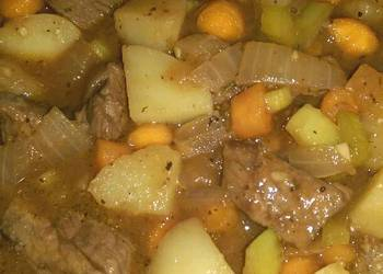 Easiest Way to Make Appetizing Slow Cooked Maple Porter Stew