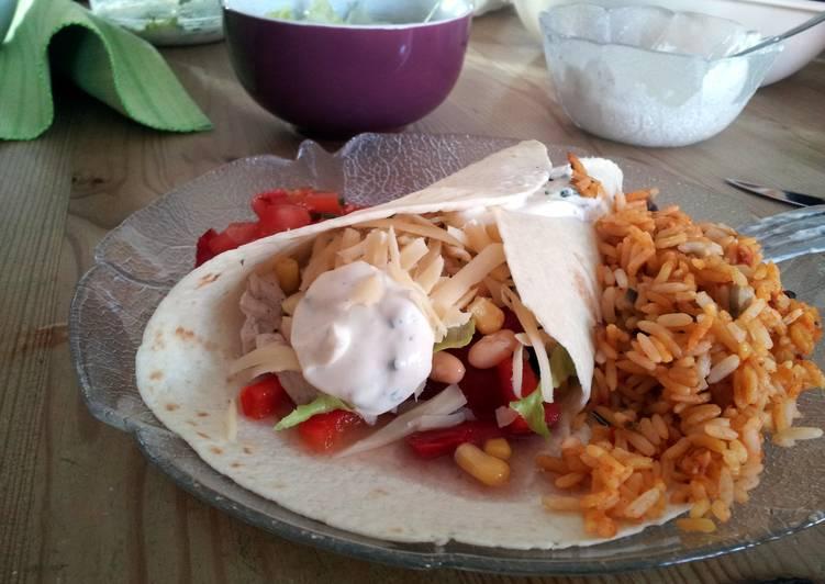 Easiest Way to Prepare Ultimate Tortillas
