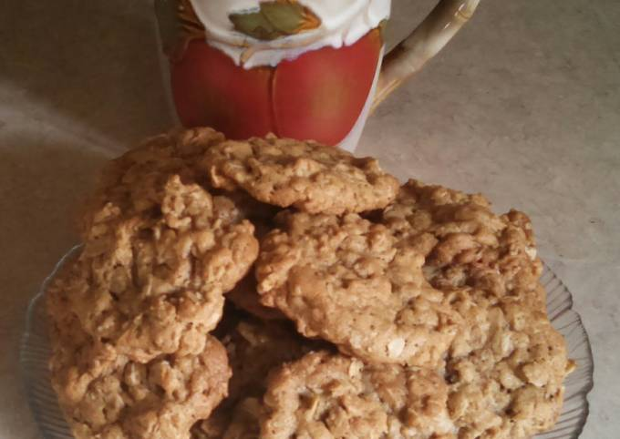 Tips Cook Appetizing Macs chocolate chip oatmeal cookies