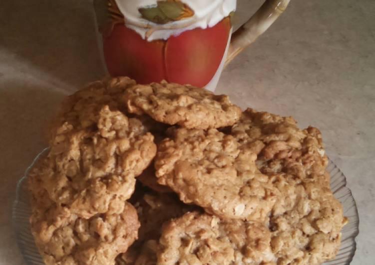 Recipe of Award-winning Macs chocolate chip oatmeal cookies