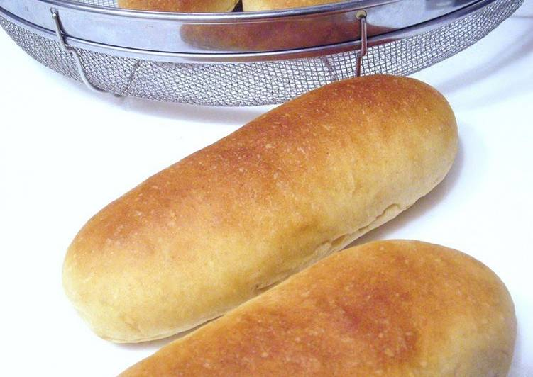 How to Make Favorite Brown Sugar & Kinako (Roasted Soy Flour) Plain Bread Rolls
