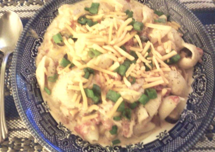 Grandmother's Dinner Ideas Fall Southwestern Cheesy Chicken and Pasta