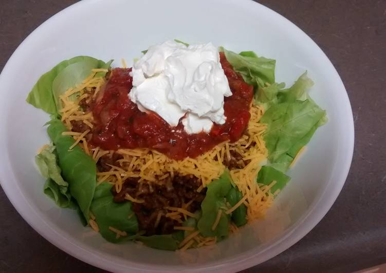Super Yummy Taco Salad