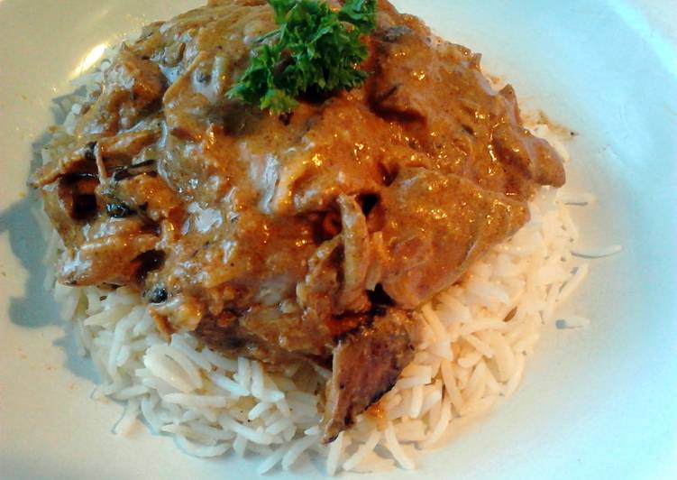Easiest Way to Make Favorite Butter Chicken