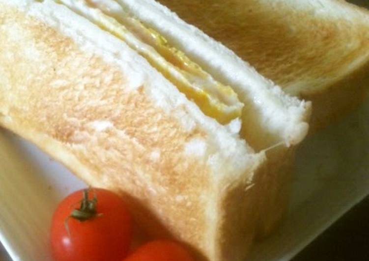 Recipe of Perfect For Breakfast Mentaiko Cheese Toast Sandwich Easy!