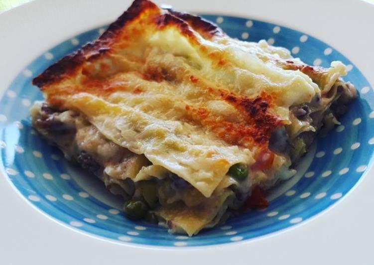 Easiest Way to Make Delicious Lasagna bianca a modo mio