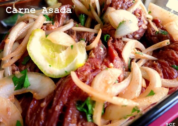 Steps to Prepare Any-night-of-the-week Carne Asada Marinade