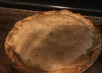 How to Recipe Appetizing Turkey Pot Pie  Leftover Thanksgiving Dinner
