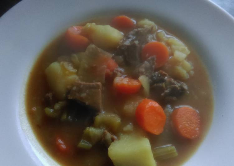 Mandys Lamb Country Stew
