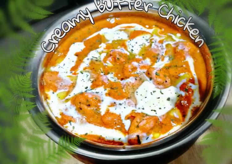 Steps to Make Favorite Creamy Butter Chicken