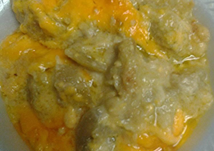 Recipe: Appetizing Eggplant casserole #2