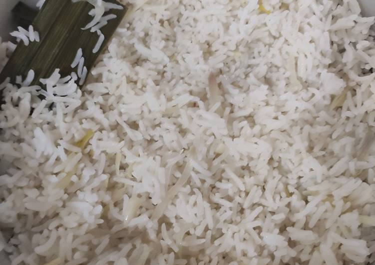 Nasi lemak Rice