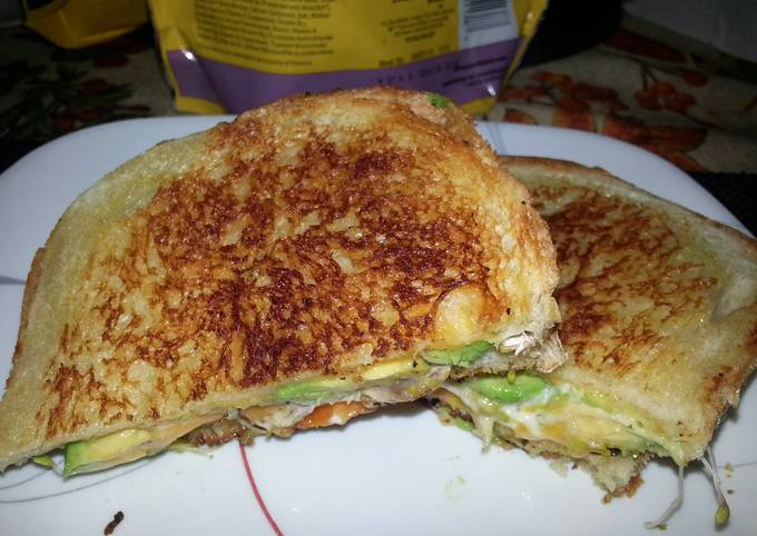 Easiest Way to Cook Perfect Avocado melt