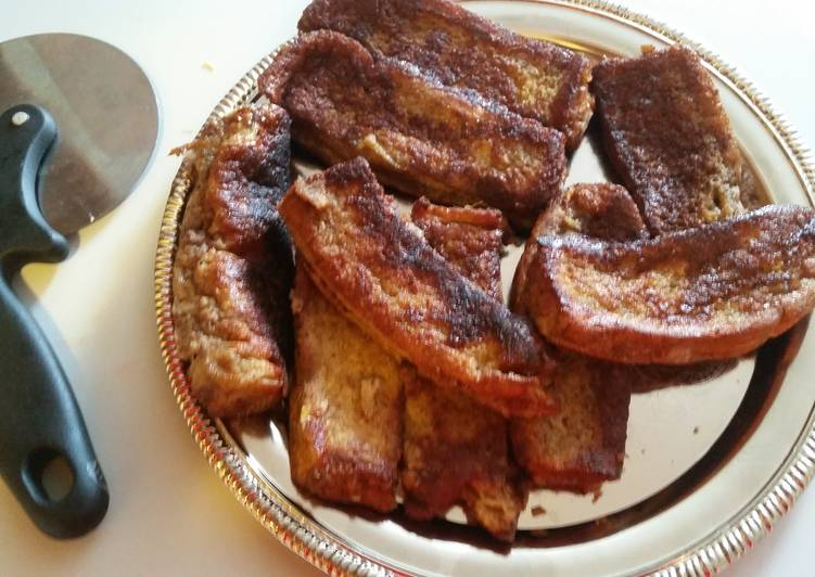 French Toast Stix