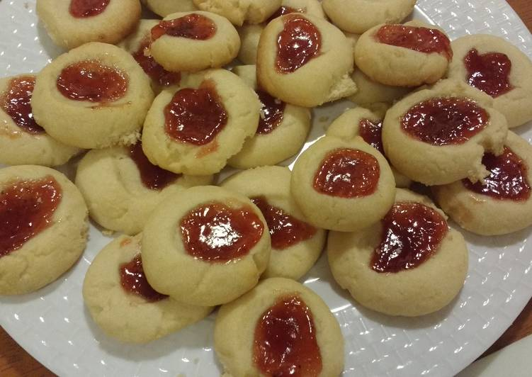 Hint to Put together Sweet Easiest Butter Cookies!!!