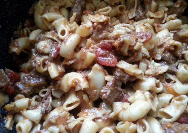 Vinnie's Hungarian goulash