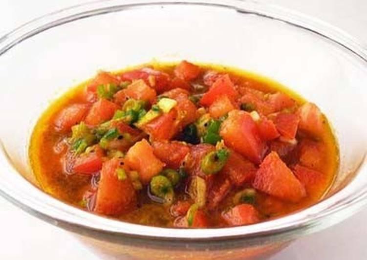 Recipe of Yummy Pickled Tomato Salsa