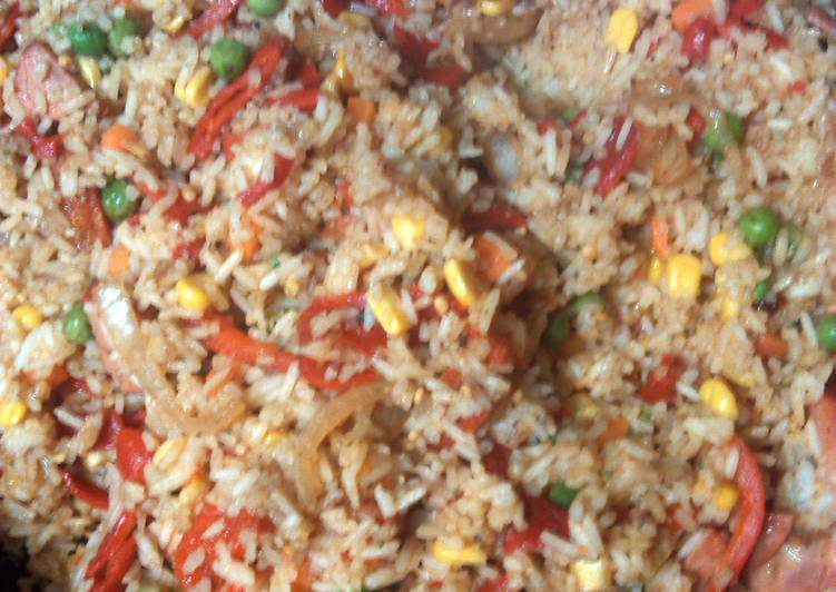 30 Minute Step-by-Step Guide to Make Quick My lip smacking rice