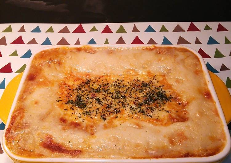 How to Prepare Perfect Easy and Cost-Efficient Lasagna with Homemade Pasta
