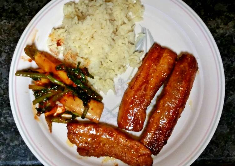 Pork Belly Asian Style
