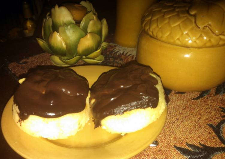 How to Prepare Delicious Easy Baby Boston Cream Pies