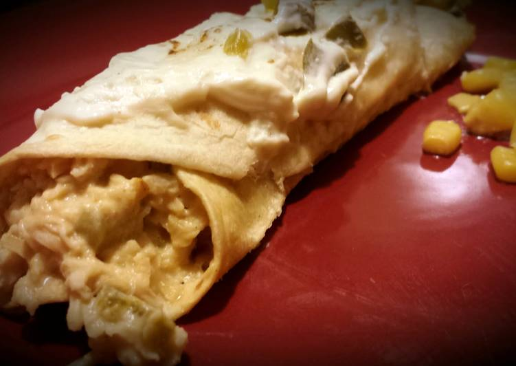 Step-by-Step Guide to Prepare Ultimate Low-fat Creamy Chicken Rollups