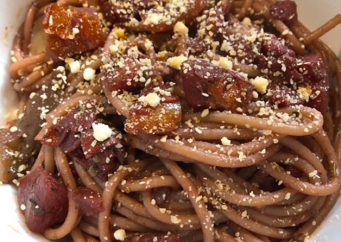 Red Wine 🍷 Spaghetti 🍝