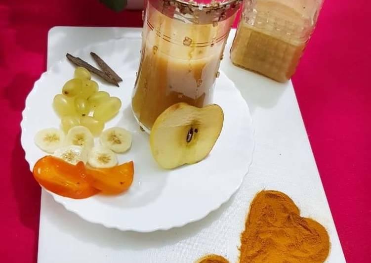 Recipe of Tasty Mix fruit punch