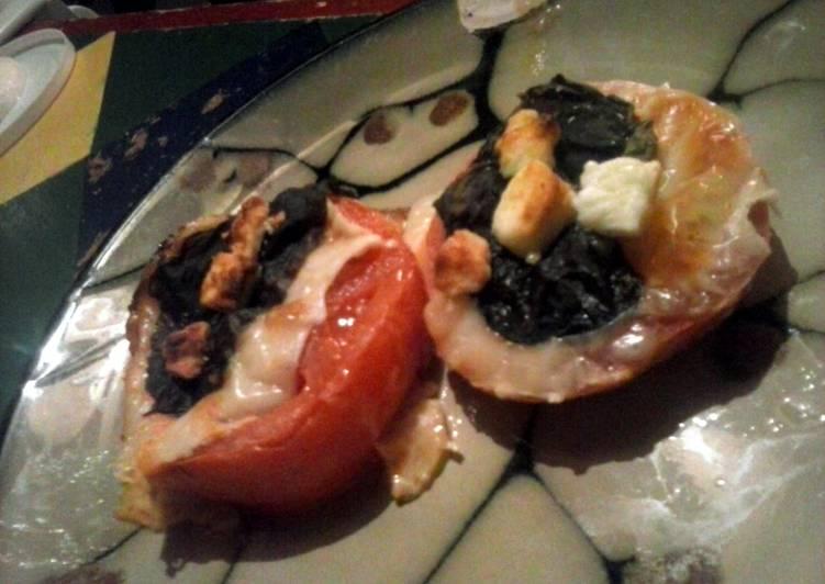 Brad's greek tomato appetizer