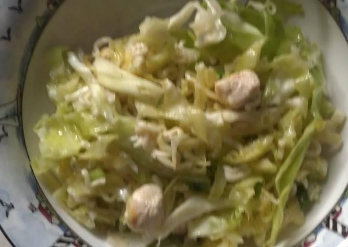 Recipe of Speedy Oriental Cabbage Salad